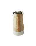 sneaker animal free hemp dyed cork bellastoria vegan shoes
