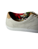 cotton lining Hawaiian vegan shoes