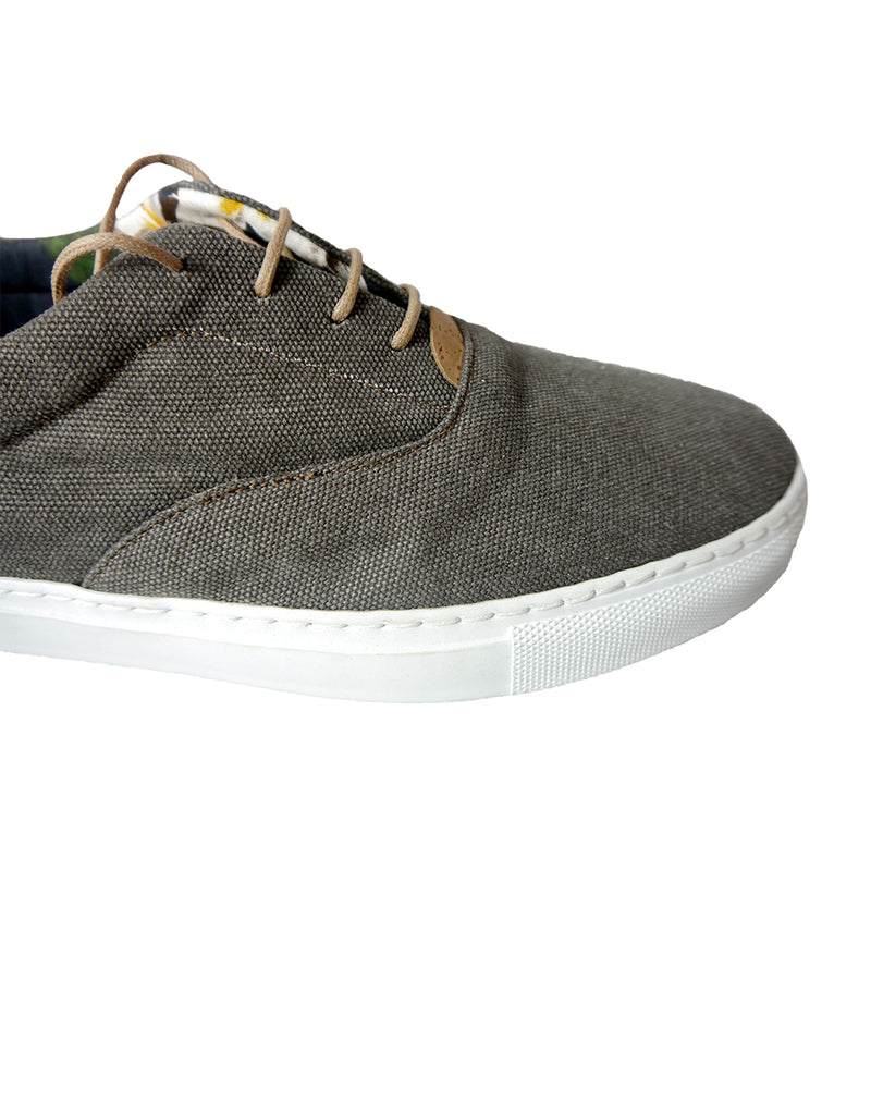 Nicco Sneakers - Hemp Brown