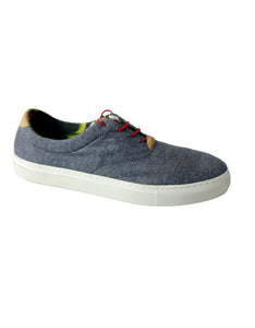 recycled canvas hemp vegan sneakers