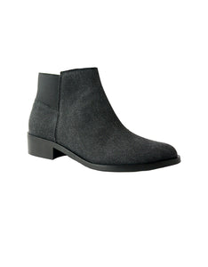 vegan boots hemp fabric