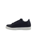 black sneaker water resistant Bella Storia vegan shoes