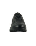 black lace up womens shoes