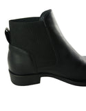 vegan black boots