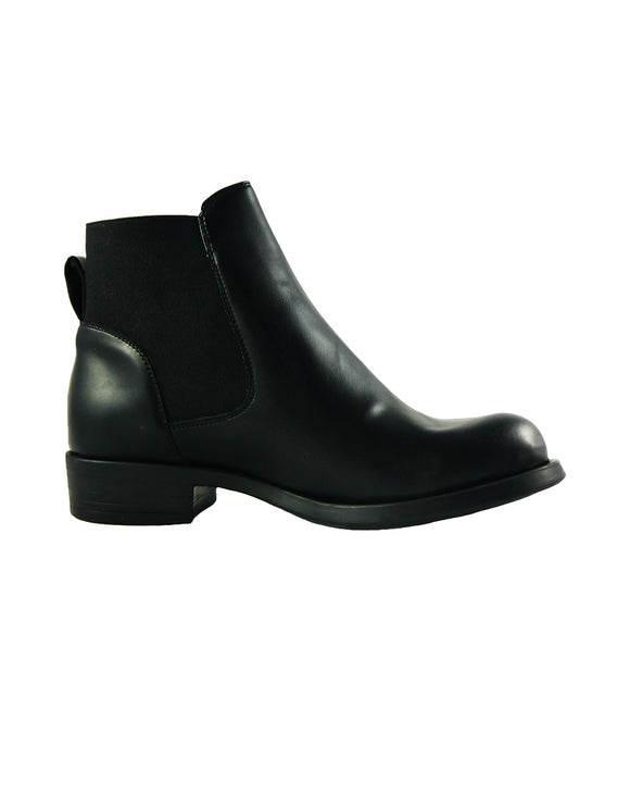 Clara black vegan shoes bellastoria