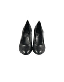 black vegan heels womens bellastoria