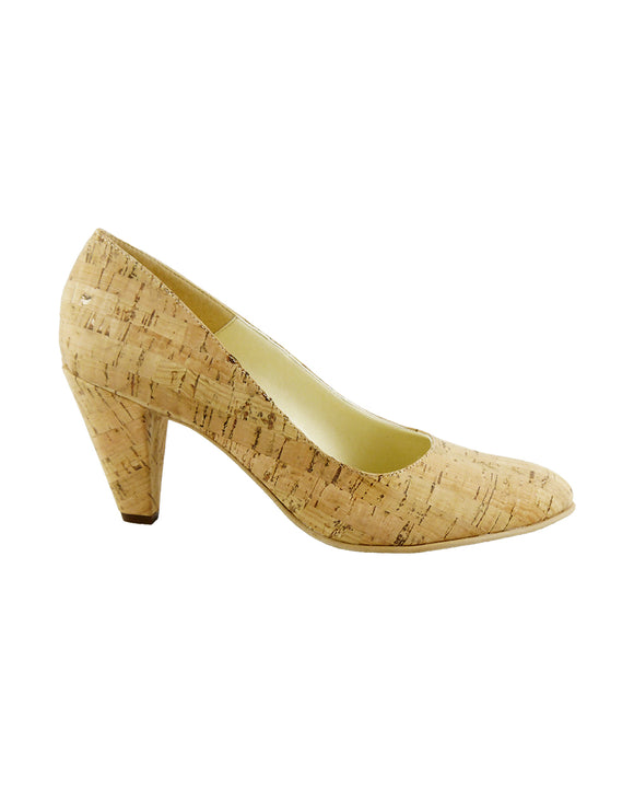 vegan cork pumps bellastoria