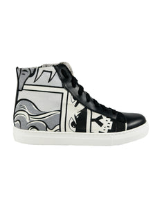 vegan mens sneakers recycled comics