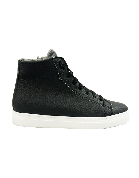 mens vegan black shoes BellaStoria