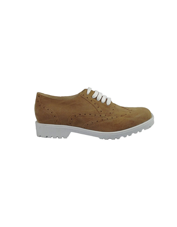 vegan oxford shoe