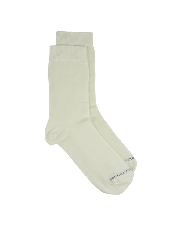 Bamboo MidCalf Socks - NATURAL