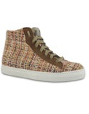 multicolor tapestry vegan sneakers