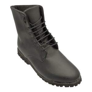 Doctor Boots - Black suola vibram - outlet