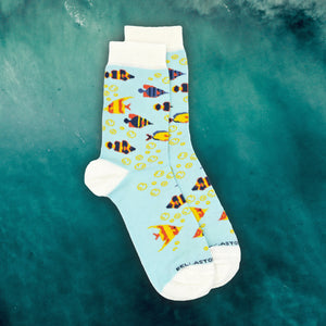 MidCalf Socks - SEA