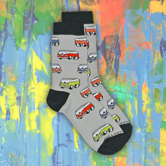 Bamboo MidCalf Socks - HIPPY