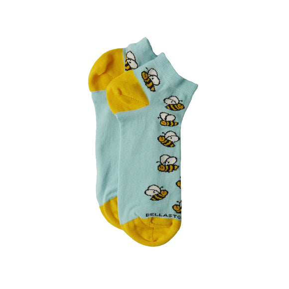 bamboo socks bee