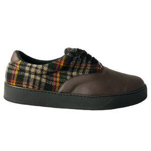 Nicco bicolour Sneakers brown - outlet