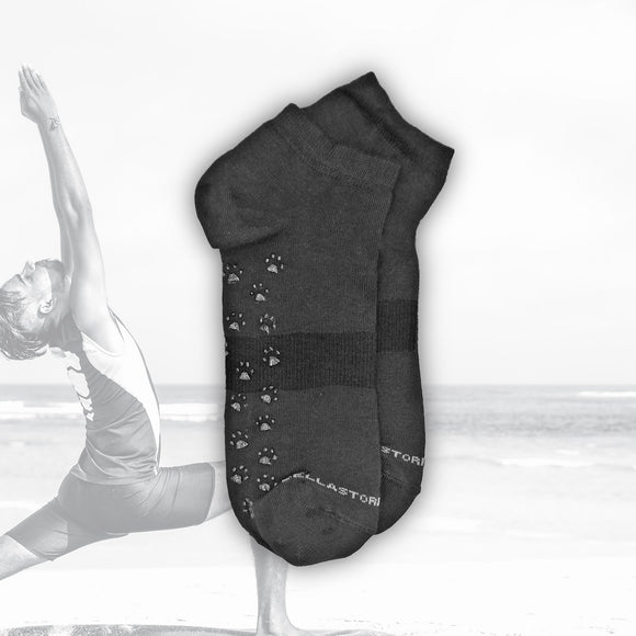 Bamboo Ankle YOGA socks