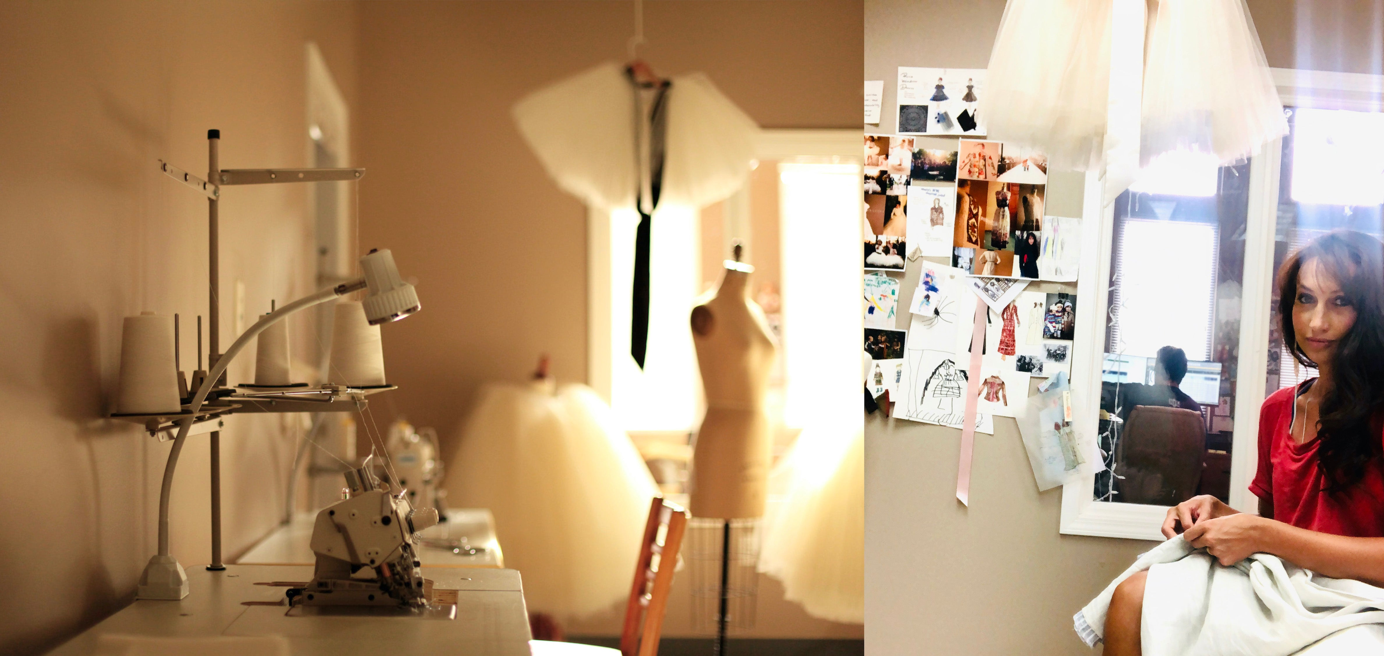day in the life of a fashion designer couture dressmaker
