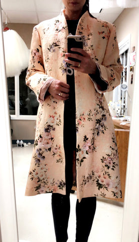 silk mother of the bride jacket