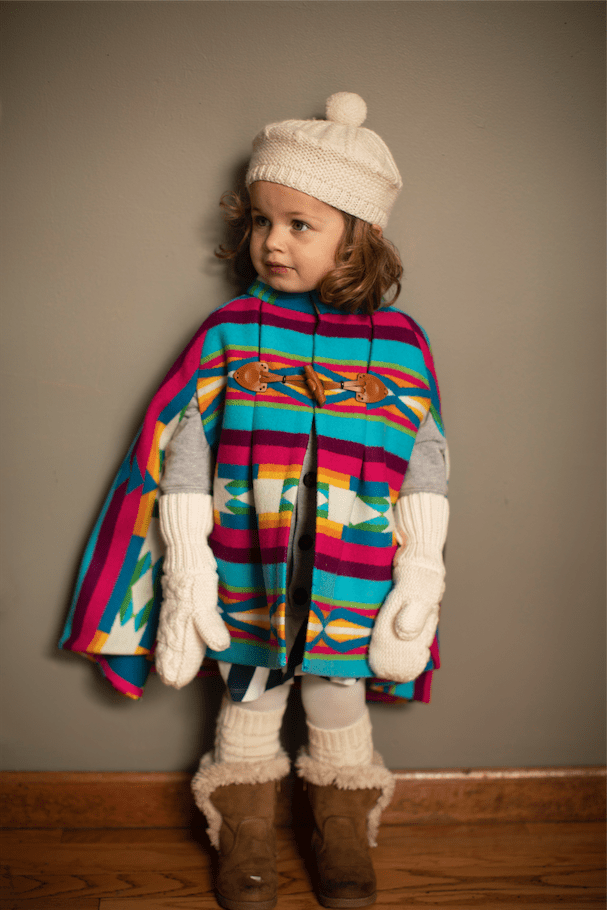 rainbow cape wool best ski jacket