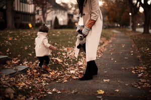 mommy and me wool Coats