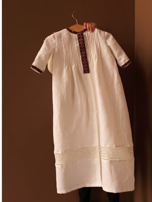 Boys Ukrainian Christening Gown