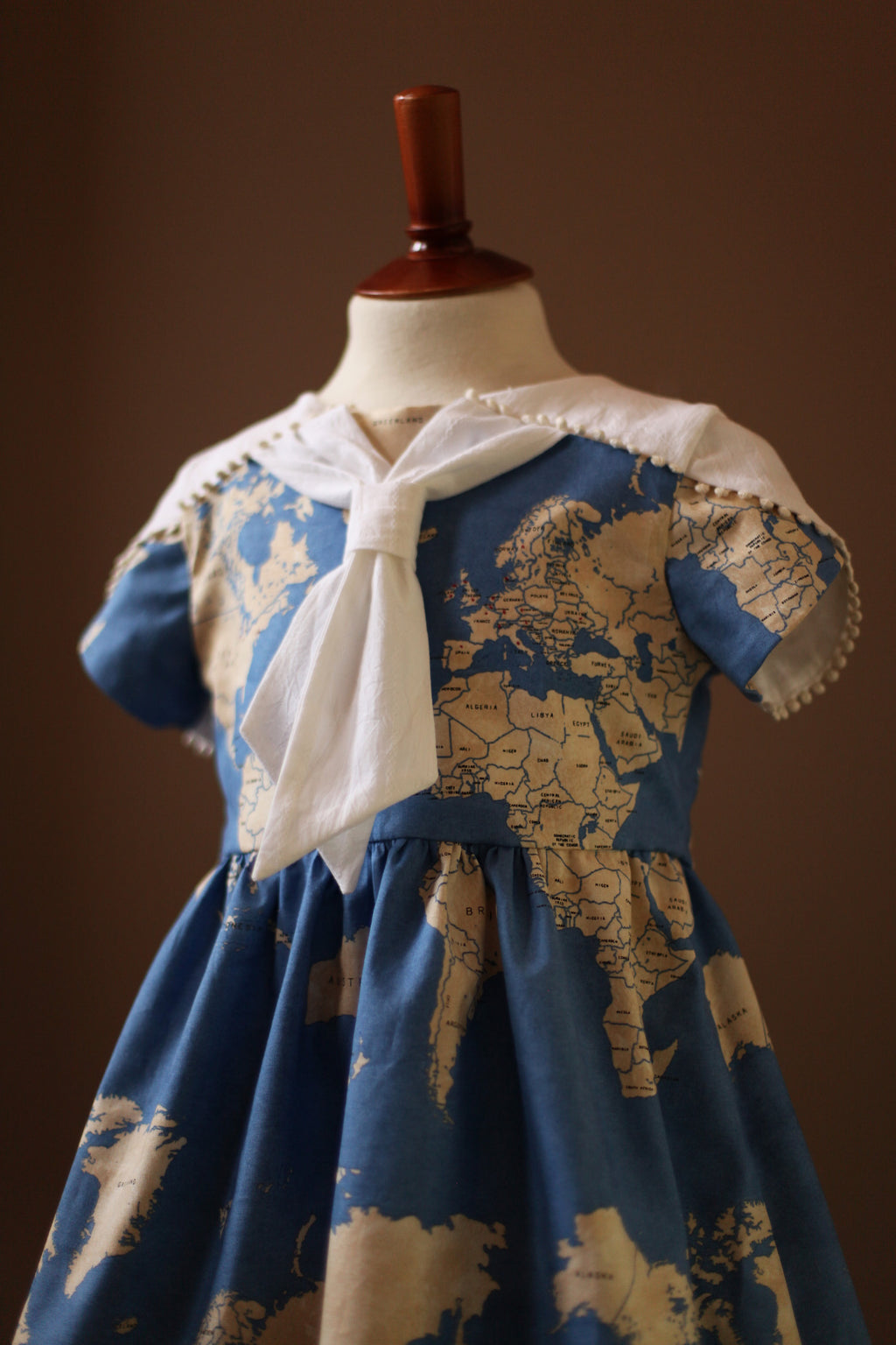 world sailor dress