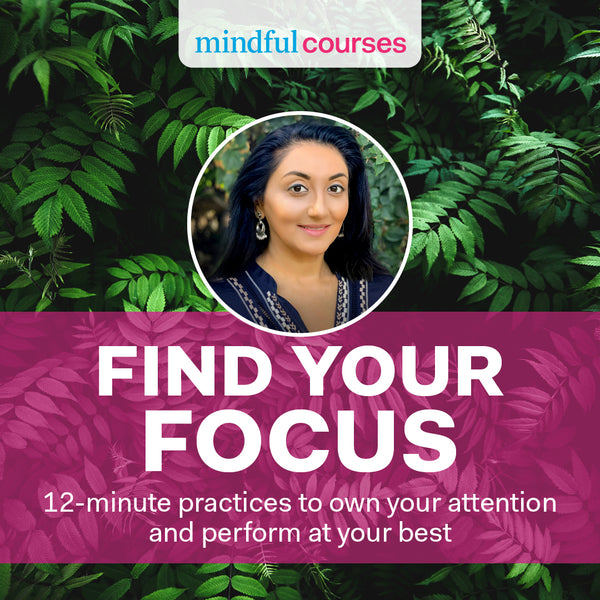 [PRE-ORDER] Find Your Focus Course + Free Book Offer