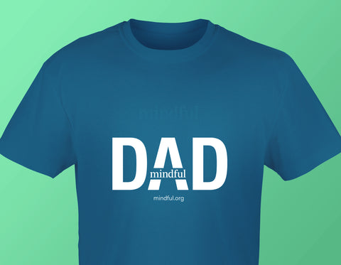 Mindful Dad Graphic T-shirt