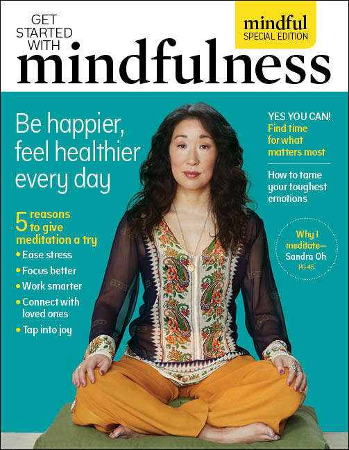 Mindful Special Edition Vol 1: Be Happier, Feel Healthier Every Day *DIGITAL DOWNLOAD*
