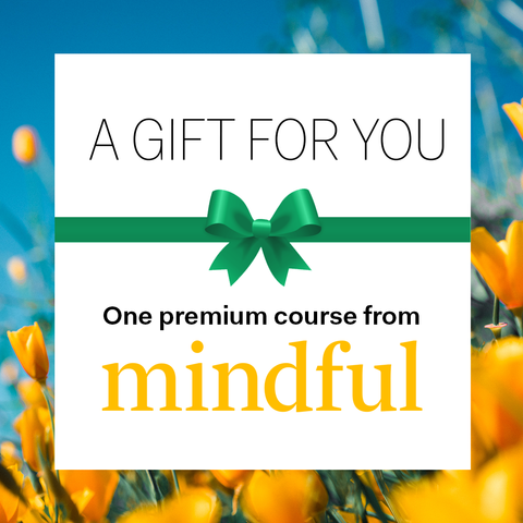 Give a Mindful Course