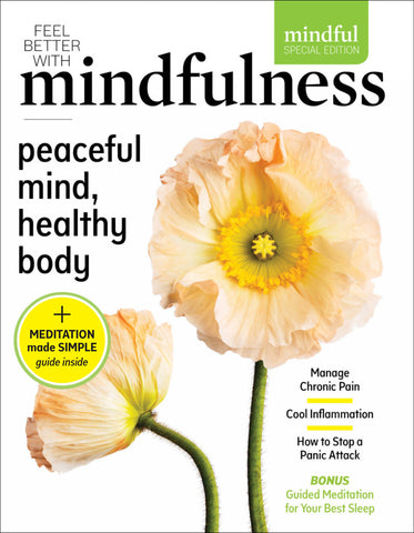 Mindful Special Edition Vol. 6: Peaceful Mind, Healthy Body