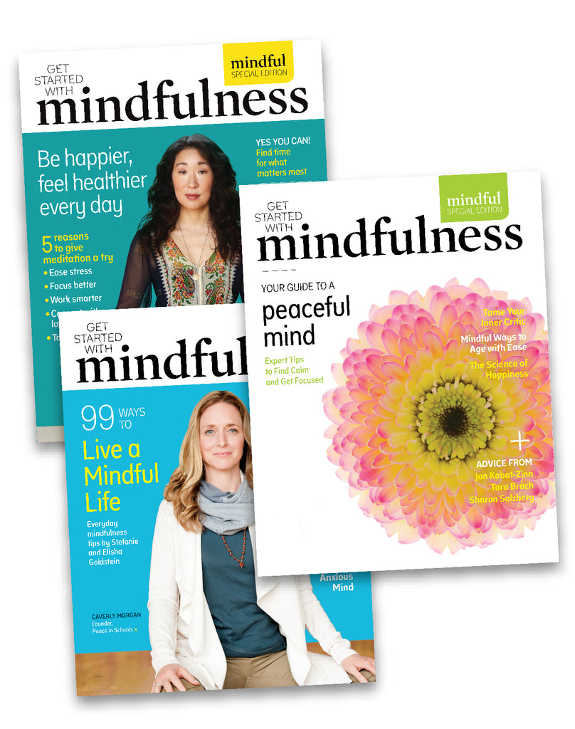 Get Started with Mindfulness | 3-Volume Set