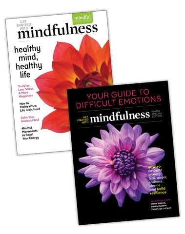 Get Started with Mindfulness| 2-Volume Set