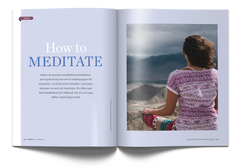 NEW! Mindful Special Edition Vol. 6: Peaceful Mind, Healthy Body