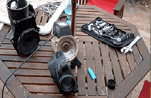 Pool Equipment Repairs