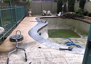 Swimming Pool Leaks