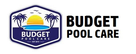 Budget Pool Care Logo