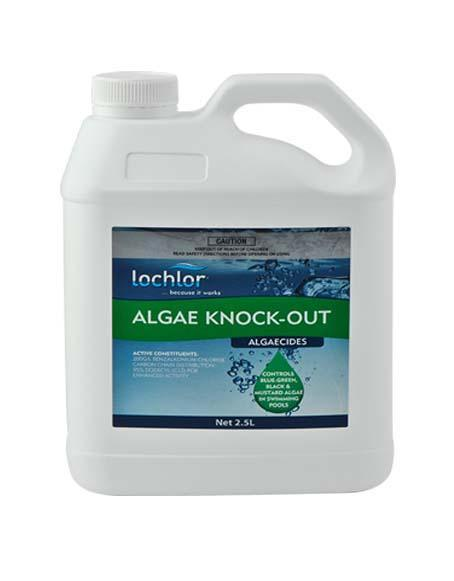 ALGAE KNOCK OUT LO-CHLOR 2.5L