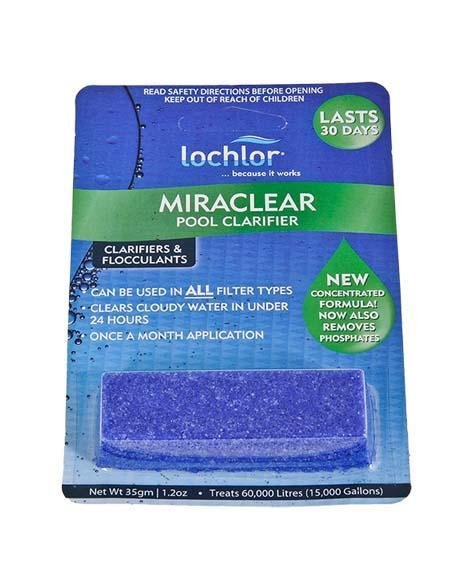 MIRACLEAR CUBES LO-CHLOR 35G