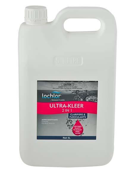 ULTRA KLEER 2 IN 1 LO-CHLOR 5L