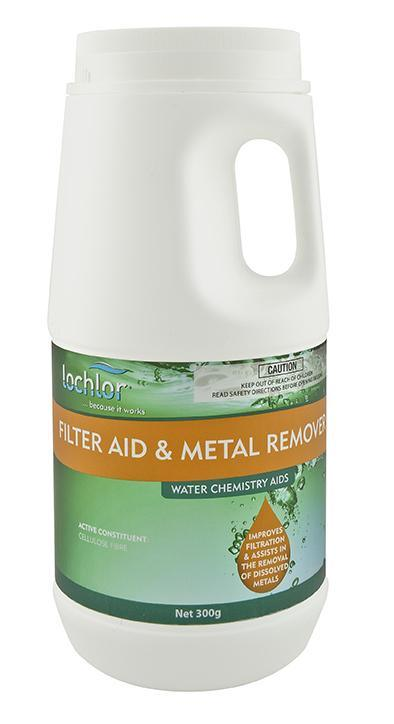 FILTER AID & METAL REMOVER 300G