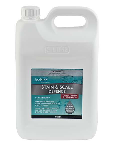 STAIN & SCALE DEFENCE LO-CHLOR 5L