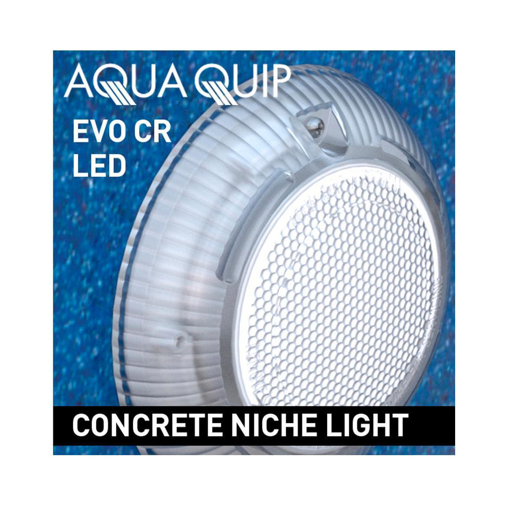 LIGHT ADE RETRO LED CONC/FG WHITE