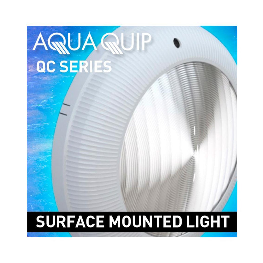 LIGHT AQUAQUIP QC LED 30M CONC. MULTI
