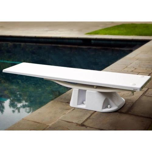 Odyssey Jump Board-Pool Games-SR Smith-Odyssey Jump Board - White-Budget Pool Care