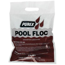 Load image into Gallery viewer, Pool Floc-Chemical-Purex-PUREX POOL FLOC - FLEXI (2kg)-Budget Pool Care