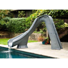 Load image into Gallery viewer, Typhoon Pool Slide-Pool Slide-SR Smith-Typhoon® Pool Slide - Sandstone right curve-Budget Pool Care