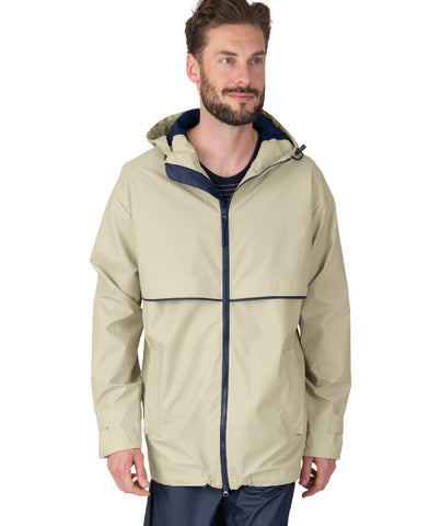 Charles River New Englander® Men's Rain Jacket